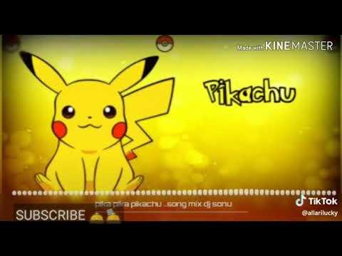 Pika Pika Pika Pikachu Song Mix By Dj Sonu Folk Telangana Official 2