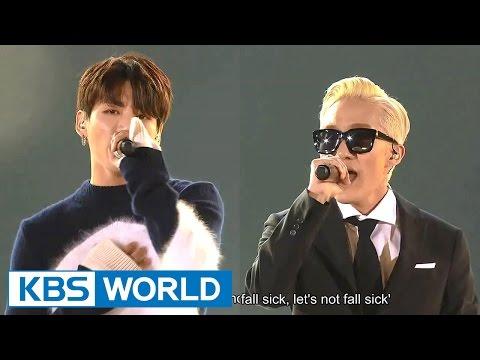 Zion.T & JungKook - Yanghwa BRDG [2015 KBS Song Festival / 2016.01.23]