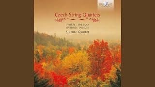 String Quartet No. 10 in E-Flat Major, Op. 51, B. 92