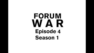 ROBLOX Forum War - Episode 4 Season 1: Fight!
