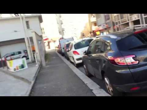 Lost in Grenoble France while going for a jog vlog 007