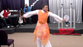 Greater is Coming - Dance Ministry of Chelsey Johnson