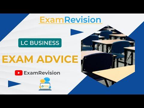 leaving cert business legislation