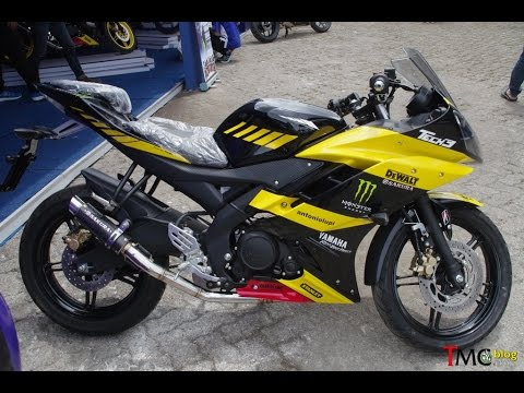 yamaha r15 tech 3 season 2013 livery youtube. Black Bedroom Furniture Sets. Home Design Ideas