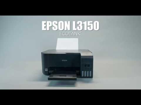 Impressora Epson L3150 Substituta Da L395 E L396 Promoção
