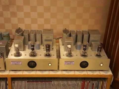 W High End Trans Tube Preamp Amp High End 300b Single Ended