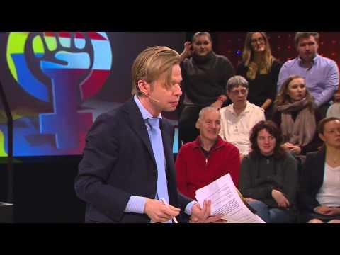 Danskarna och Eberhard Sågar Patriarkatet och Det Leder Till Högljudd Debatt 2015-12-17