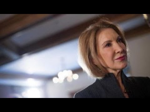 Tax reform is the most important thing to get the economy going: Carly Fiorina