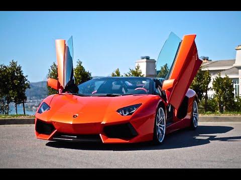 Lamborghini Aventador Roadster Road Test and Review!