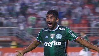 Melhores Momentos - Palmeiras 4 x 3 Grêmio - Brasileirão 02/06/2016