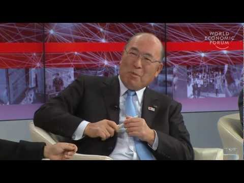 Davos 2013 - (NHK) Citizen Power -- Leading Connected Societies