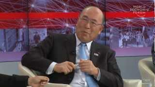 Davos 2013 - (NHK) Citizen Power -- Leading Connected Societies