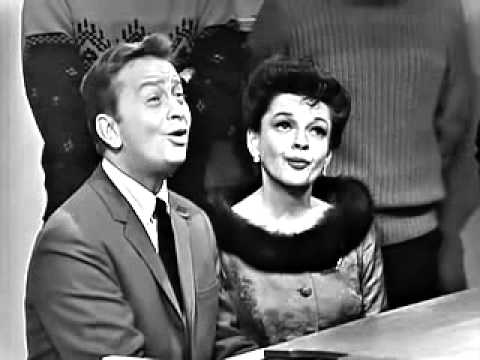 Judy Garland Mel Torme The Christmas Song