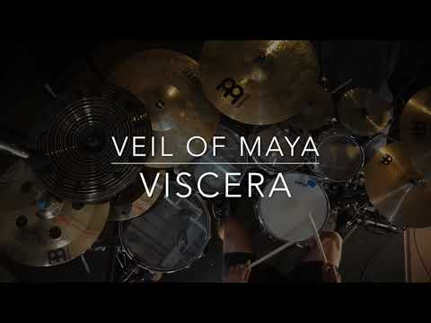 VEIL OF MAYA - Viscera (Drum Playthrough)
