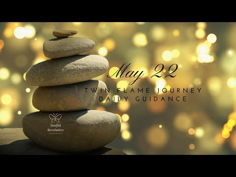 Daily Twin Flame: Are you BOTH doing your work? May 22