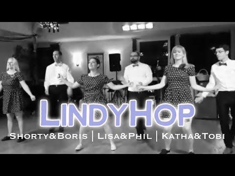Weihnachtsball 2017 Lindy Hop Performance