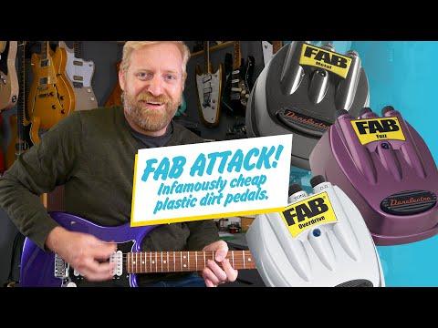 Danelectro FAB DIRT Afford-A-Board - $15 + $18  + $26 = Heavy Metal? - #affordaboard