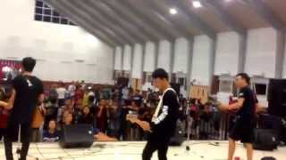 THREESIXTY SKATEPUNK LIVE AT UNIVERSITAS KANJURUHAN (MALANG)