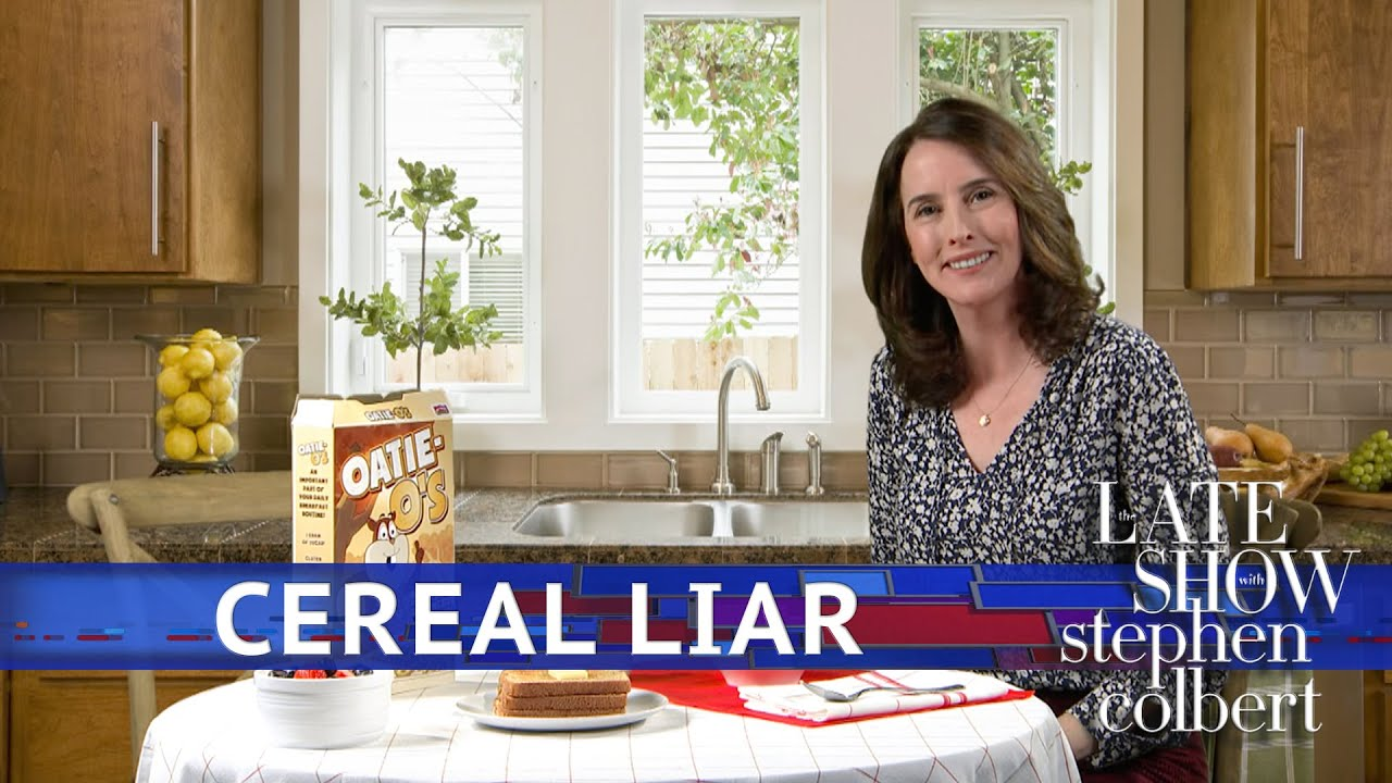 A Message From The White House On Cereal