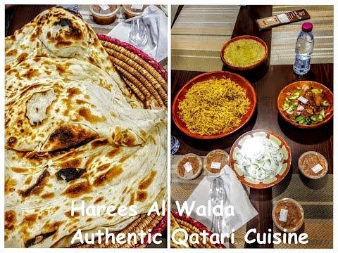 Harees Al Walda (Authentic Qatari Restaurant Experience) 5*****