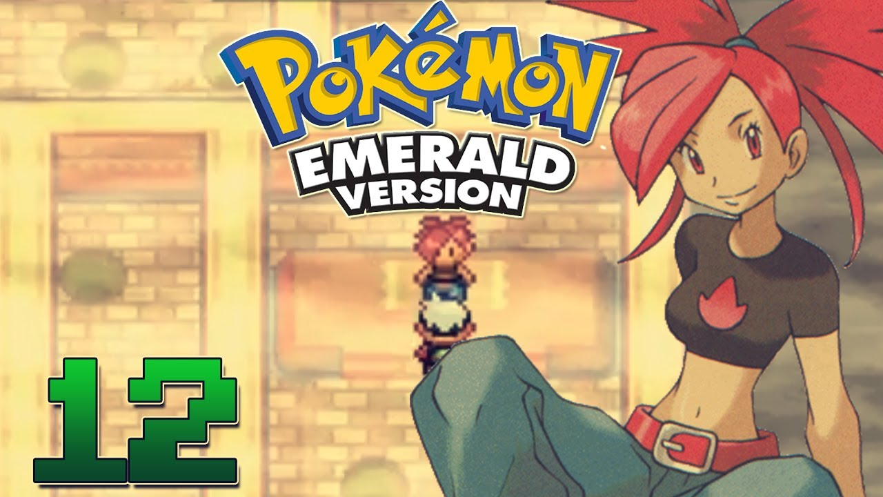 Lets play pokemon emerald part 12 flannery gym battle youtube lets play pokemon emerald part 12 flannery gym battle sciox Choice Image