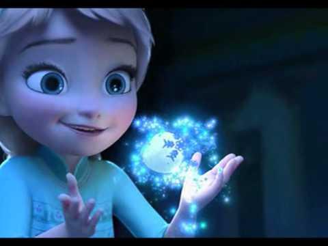 Frozen. - ¿Y si hacemos un muñeco?