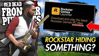 BIG Changes to New Weekly Red Dead Online Updates! Red Dead 2 COMING to PC.. Rockstar Hints