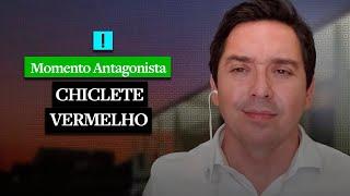 CHICLETE VERMELHO