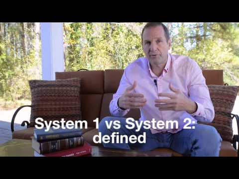 WPG - System 1 vs System 2:  defined