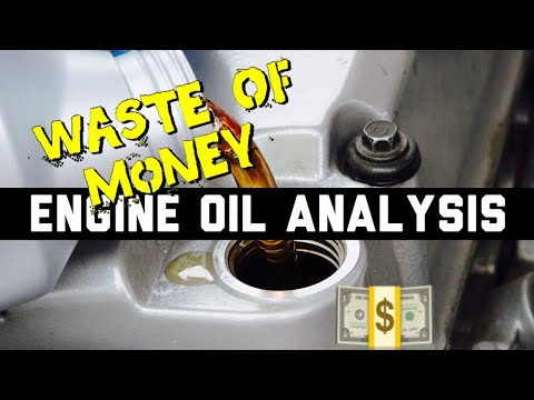 Engine Oil Analysis Review - Blackstone Labs - Titan Lab Results Australia - Worth The Money?