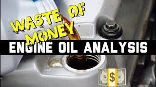 Engine Oil Analysis Review - Blackstone Labs - Titan Lab Results Australia - Worth the Money?