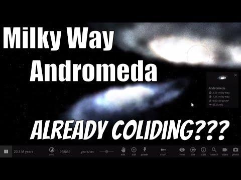 Andromeda Galaxy - Way Bigger Than We Thought