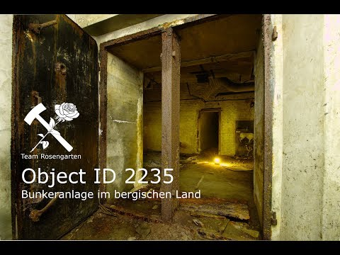 Object ID 2235 - Bunker im bergischen Land