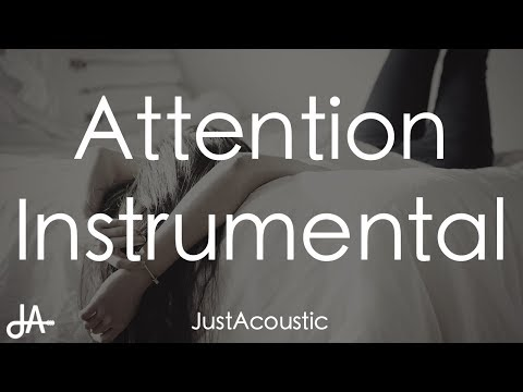 Attention - Charlie Puth (Acoustic Instrumental)