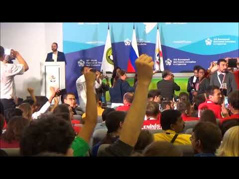 Final Declaration of the 19th World Festival of Youth and Students