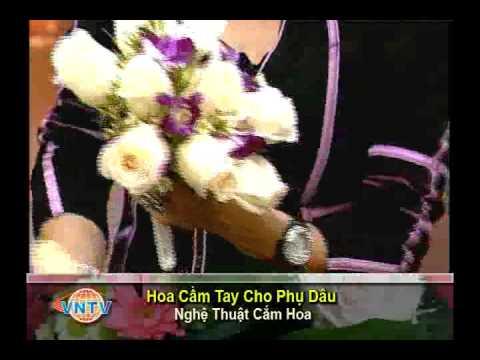 VNTV Flowers Arrangements - Hoa Cầm Tay Cho Phụ Dâu
