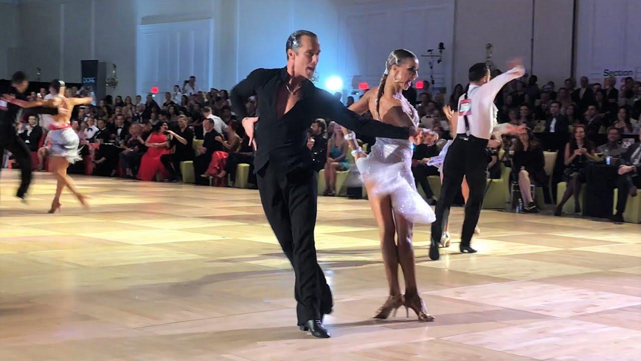 Riccardo Cocchi - Yulia Zagoruychenko I Cha Cha I World Pro Latin 2019