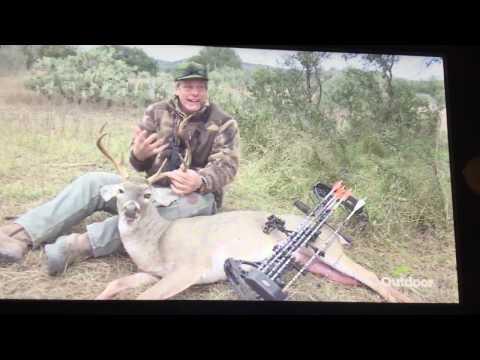 Ted Nugent Hunting For Deer