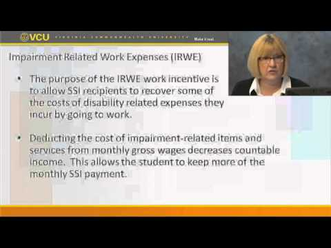 Employment & Supplemental Security Insurance for Transition Age Youth - by Lucy Miller