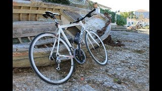Обзор велосипеда Shockblaze Sport RTV. Фитнес велосипед Шокблэйз
