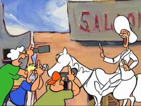 White Cowboy: De Toeristen