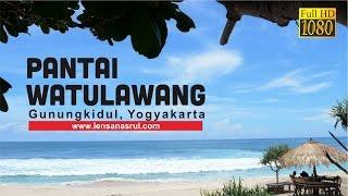 Pantai Watulawang Gunungkidul Yang Mempesona - @lensanasrul