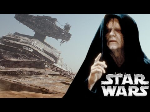 Palpatine's Final Plan and the Mystery of Jakku - Star Wars Explained