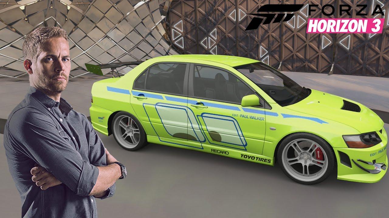 Mitsubishi Lancer Evolution Do Brian Do
