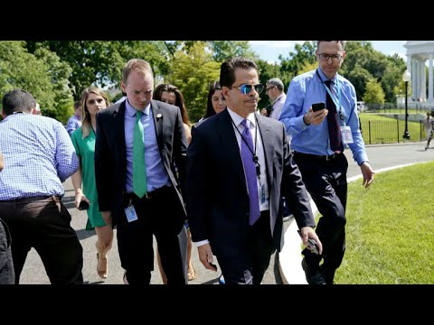 Incoming White House communications director takes aim at West Wing staffers