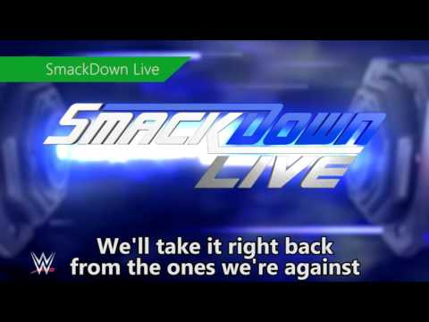 "WWE - ""Take a Chance"" TV Edit WWE SmackDown Theme Song (With Lyrics!)"