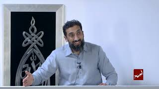 Guiding Our Thoughts Of Others - Khutbah by Nouman Ali Khan
