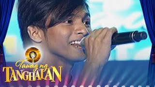 Tawag ng Tanghalan: Alec Medina | I Live My Life for You