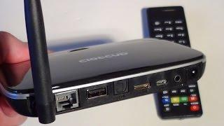 Android TV BOX Q7 CS918 что можно подключить