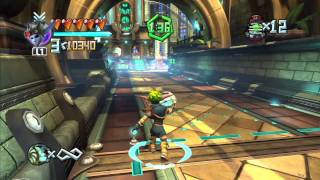 PS Move Heroes Demo Quick Play HD [GigaBoots]